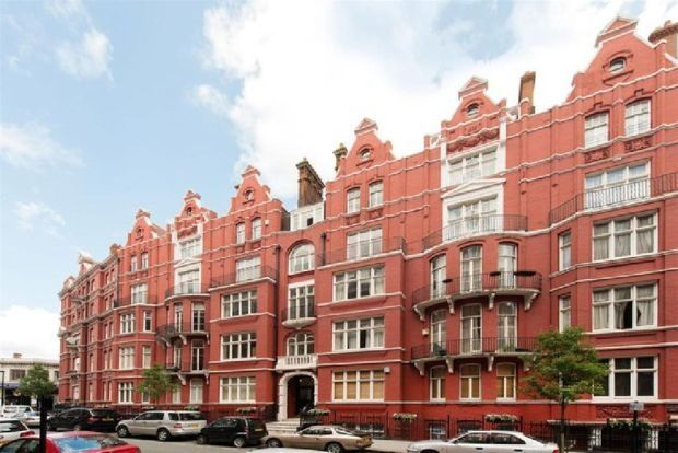 Flat g, Hyde Park Mansions, Cabbell Street, London