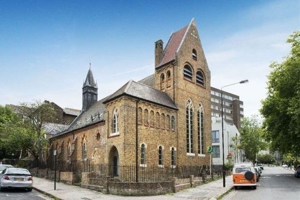 Flat , All Souls Church, Loudoun Road, London
